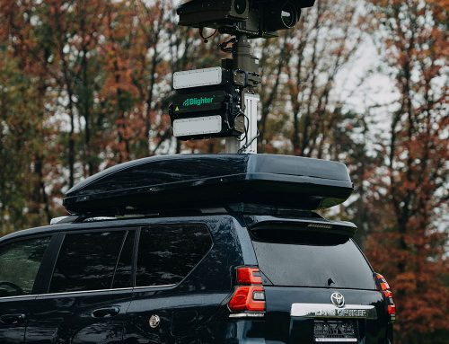 Special SUV made by DAT – CON for Lithuanian border guards
