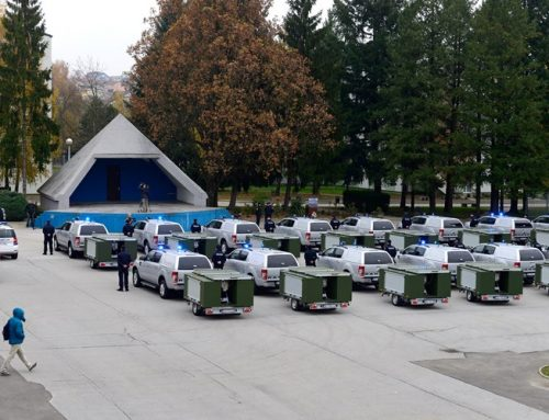 17 systems delivered for Croatian Ministry of Interior by DAT – CON