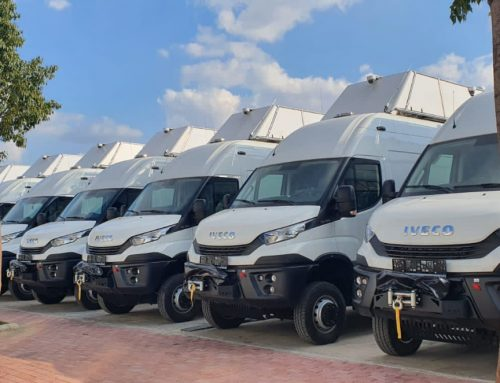DAT – CON successfully finished and delivered EU project with 10 mobile surveillance systems with radars for Turkish Coast Guard Command