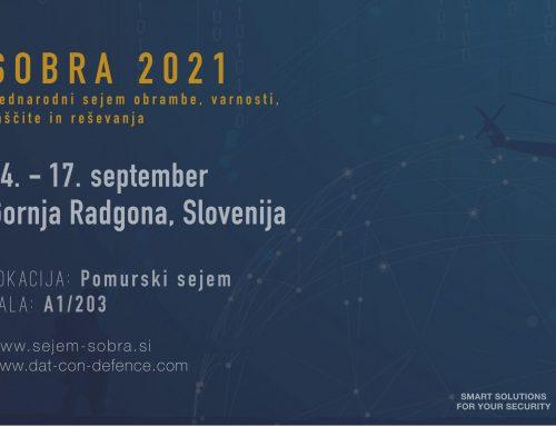 DAT – CON is going to participate on SOBRA 2021 in Gornja Radgona, Slovenia